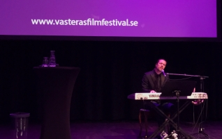 Elias Ringquist Västerås Filmfestival 2018